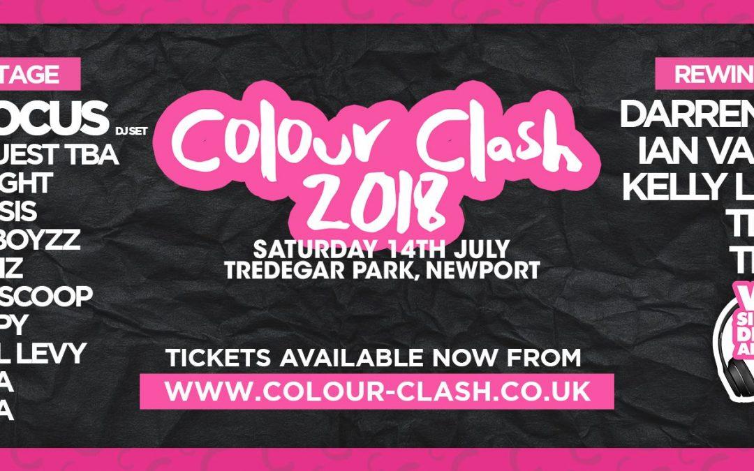Colour Clash 2018
