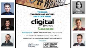 Digital Festival @ Wales Millennium Centre | Cardiff | Wales | United Kingdom