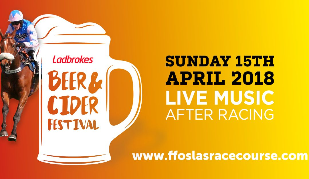 Beer and Cider Festival Raceday