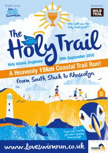 The Holy Trail - 15km Trail Run @ Rhoscolyn Village Hall | Rhoscolyn | Wales | United Kingdom