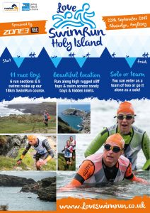 Love SwimRun Holy Island @ Rhoscolyn Village Hall | Rhoscolyn | Wales | United Kingdom