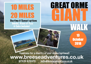 Great Orme Giant Walk @ Bodafon farm Park | Llandudno | Wales | United Kingdom