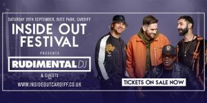 Inside Out Festival 2018 @ Bute Park | Wales | United Kingdom