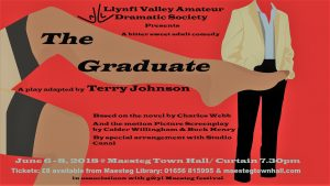 The Graduate @ Maesteg Town Hall | Wales | United Kingdom