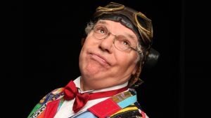 Roy Chubby Brown at The Princess Royal Theatre @ The Princess Royal Theatre | Wales | United Kingdom