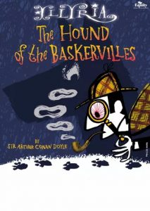 The Hound of the Baskervilles - outdoor theatre by Illyria @ Chepstow Castle   Wales   United Kingdom
