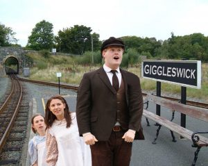 The Railway Children - outdoor family theatre @ Chepstow Castle | Wales | United Kingdom