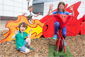 Family-Friendly Event: Echo the Eco-Friendly Dragon Returns! @ The Red Dragon Centre | Wales | United Kingdom