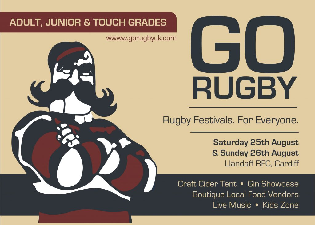 GO Rugby Cardiff Festival
