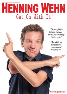 HENNING WEHN @ The Princess Royal Theatre | Wales | United Kingdom
