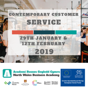 Contemporary Customer Service | Short HE Course @ Coleg Llandrillo @ coleg llandrillo