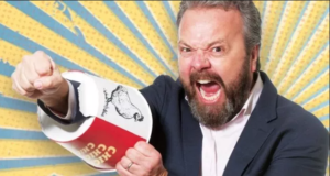 Chubster - Hal Cruttenden at Theatr Clwyd @ Theatr Clwyd, Anthony Hopkins Theatre