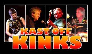 Kast Off Kinks @ The Princess Royal Theatre