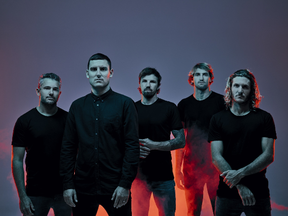 Parkway Drive at Motorpoint Arena Cardiff