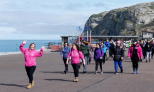 Great Orme Giant Walk 2019 @ Bodafon farm