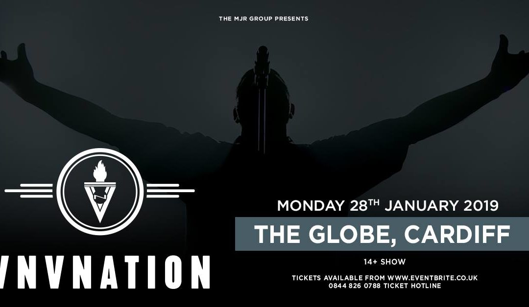 VNV Nation at The Globe in Cardiff