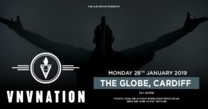 VNV Nation at The Globe in Cardiff @ The Globe