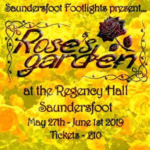 Rose's Garden at Regency Hall @ The Regency Hall